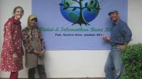 Earth Day Tree Planting Ceremony in East Jember, Java, Indonesia