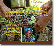 DVD cover: Planting Hope